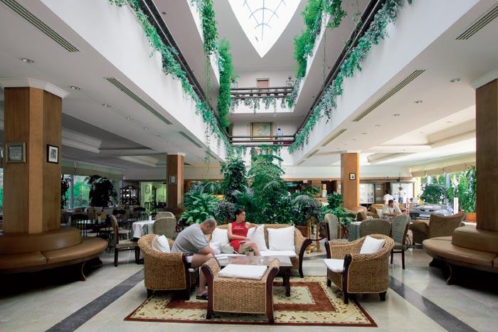 оставить отзыв по отелю Delphin Botanik Hotel 5. Отель состоит из шести...
